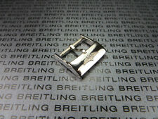 New 20mm BREITLING Stainless Polish Tang Buckle 20 mm x Tongue x1