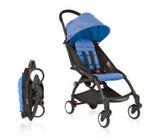 BabyZen Yoyo Blue Seat Pad and Hood   Stroller Sold Separately
