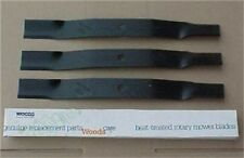 WOODS RM59 RM500 L59 FINISH MOWER STD BLADE KIT OEM WOODS 23825KT