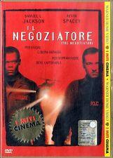 IL NEGOZIATORE Samuel Jackson Kevin Spacey DVD ottime Condizioni