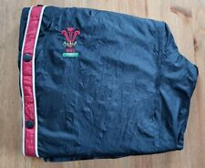 Wales Rugby Training Trousers - 2000s Era, By Reebok - Medium/ Used