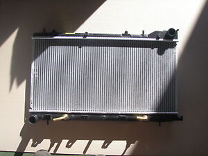 Radiator For Subaru Forester GT 97-03 Auto Manual 2.0L *Turbo* 340mm core Height