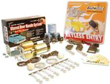 AUTOLOC 4 CHANNEL 50lbs REMOTE SHAVED DOOR KIT
