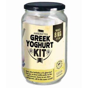 Mad Millie Greek Yoghurt Kit - Makes 8kg