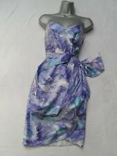 1950s STYLE SARONG DRESS