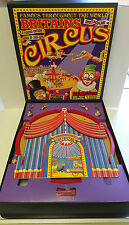 Britains Petite Ltd Circus Diorama Set & Crowd & Trapeze No.0647 *VERY RARE*