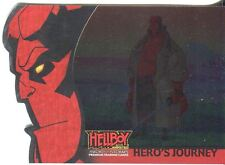 Hellboy Animated Heros Journey Chase Card H2