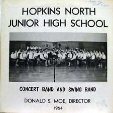 Moe Hopkins North Junior High - 1964 LP VG+ KB 4329 Vinyl 1969 Record