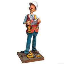 """The Supervisor by Guillermo Forchino Caricature Figurine Miniature 16.5""""H New"""