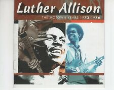 CD LUTHER ALLISONthe motown years 1972 - 1976VG++ (A4130)