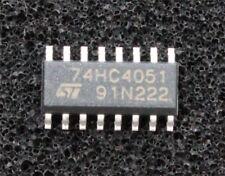 ST M74HC4051M HiSpeed CMOS Analog Mux/Demux SOIC16