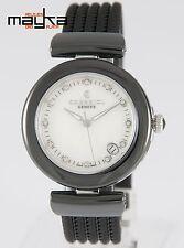 Charriol AEL Ladies Black Ceramic Diamond MOP Dial AE33CB.173.003