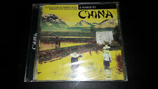 A VOYAGE TO CHINA Collection Of Ambient Music Remixed With Native Sound CD RAR!!
