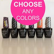 OPI GelColor UV/LED Soak off Gel Nail Polish 15ml/.5oz / Choose Any Gel Color(s)