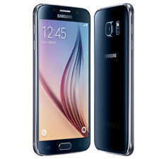 Samsung Galaxy S6 3G 32GB (GSM ONLY) Factory Unlocked / Black Sapphire