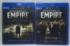Boardwalk Empire: Complete First & Second Seasons Blu Ray 8 Disc Set