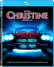 CHRISTINE (1983 John Carpenter/ Stephen King) -Blu Ray - Sealed Region free