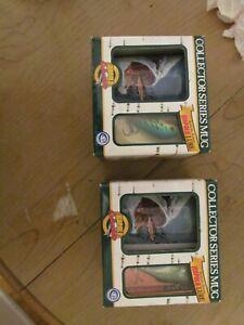 2 Rapala Collectibles Limited Edition Collector Series Mug + Rapala Fishing Lure