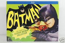 Batman: The Complete Classic Batman Collection Television Series TV Blu-ray Disc