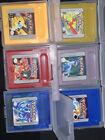 Gameboy Color Pokemon Game Set (6 Game Set)