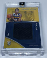 BOL BOL 2019-20 Panini Instant Rookie Kicks RC Nike Shoe Patch #17/18 NUGGETS