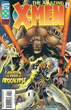 The Amazing X-Men #4 (Marvel Comics, 1995) Near Mint/Mint