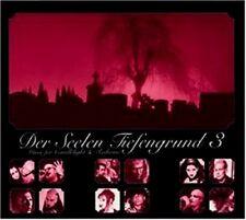 DER SEELEN TIEFENGRUND 3 - 2CD - Digipak (Stillste Stund, Blutengel, Hocico,...)