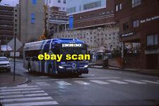 Portland Metro 2029 original Fujichrome color bus slide