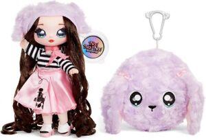 NEW - Na Na Na Surprise Series 3 Fifi Le'Fluff  2 in 1 Fashion Doll POM Purse