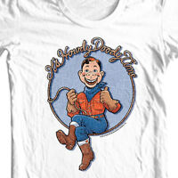 Howdy Doody Time t-shirt vintage children's tv show Free Shipping graphic tee