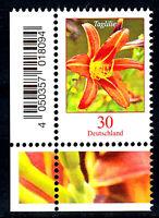 3516 postfrisch Ecke Eckrand links unten BRD Bund Deutschland Jahrgang 2020