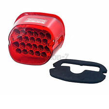 LED Red Tail Brake Stop Light for harley Dyan Softail Sportster FXSTB FXSTS FXST