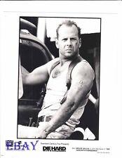 Bruce Willis Die Hard With A Vengeance Vintage Photo