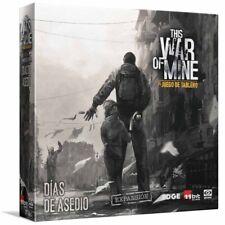 This War of Mine Diario de Guerra: Días de Asedio (Castellano)
