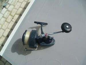 ancien moulinet de peche mer mitchell garcia 498 coillection vintage fishing