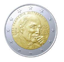FRANCE 2 Euros 2016 François Mitterrand