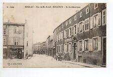 BOULAY Bolchen moselle CPA 57 rue de ST AVOLD devant chez Pierre GUILLAUME
