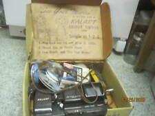 Vintage Kalart 8mm Movie film Editor Viewer & Splicer