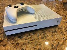 Microsoft - Xbox One S 500Gb console - White *Bundle*