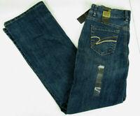 Women's Nine West Denim Blue Jeans Sz 10 / 29 Stretch NW Sams Marianna Dark NWT