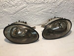 Original Ford Headlight Left+Right Ford Taurus USA 6/1996-6/1998
