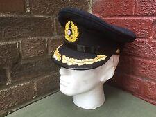 WW2 German Navy Kriegsmarine Captains visor cap size 58