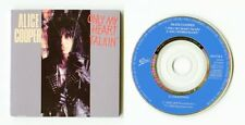 Alice Cooper 3 inch-CD-single Only My Heart Talkin' © 1989 - 655758 3 Cold Ethyl