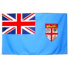 Fahne Fidschi  Querformat 90 x 150 cm  Fidschiflagge Hiss Nationalflagge