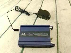 DataVideo DAC-6 DV Video Converter w/Power Adapter