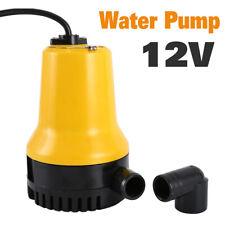 12V 50WPompe Immergée Micro Pompe à eau électrique submersible irrigation