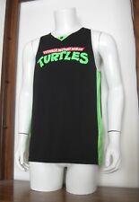S Men Nickelodeon Teenage Mutant Ninja Turtles TMNT 84 Basketball Jersey EUC