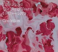 Pink Floyd Cre/ation The Early Years 1967-1972 2 disc CD NEW 27 tracks
