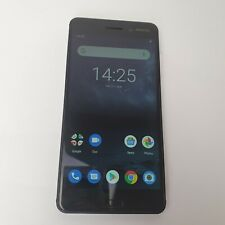 Nokia 6 - 32GB - Black (Unlocked) Smartphone Model: TA-1033