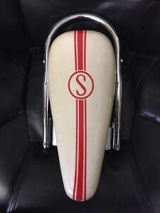 Schwinn Lil Sting-Ray Tricycle Seat w/ Sissy Bar Bracket NEW OEM part